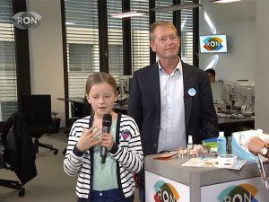Familie Peters im Interview zum Welttag des Händewaschens